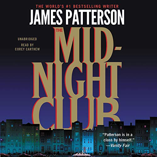 The Midnight Club Audiobook By James Patterson cover art