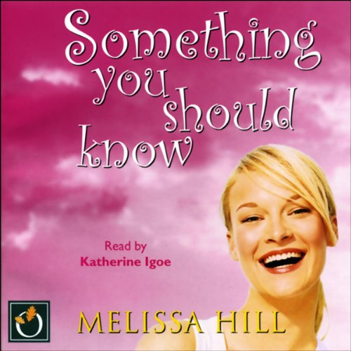 Something You Should Know cover art