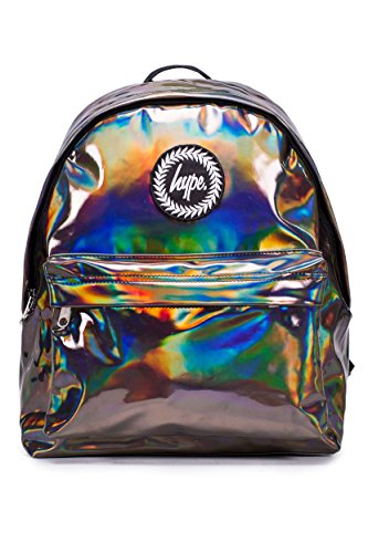 HYPE Backpack | Holographic Coffee | New School Travel Day Bag