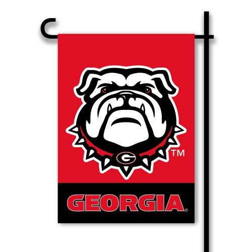 BSI NCAA Georgia Bulldogs beidseitigen Garten Flagge