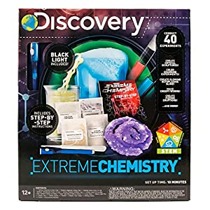 Explore 40 fun experiments and simple chemical reactions For a fun, hands-on, interactive learning experience Encourage spending time together through fun experiments Make connections about chemistry and the world around you and how simple chemical r...