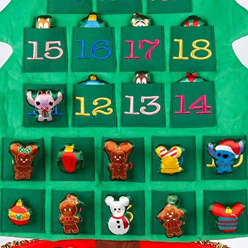 ディズニー『ミッキーマウスとフレンズぬいぐるみアドベントカレンダー』