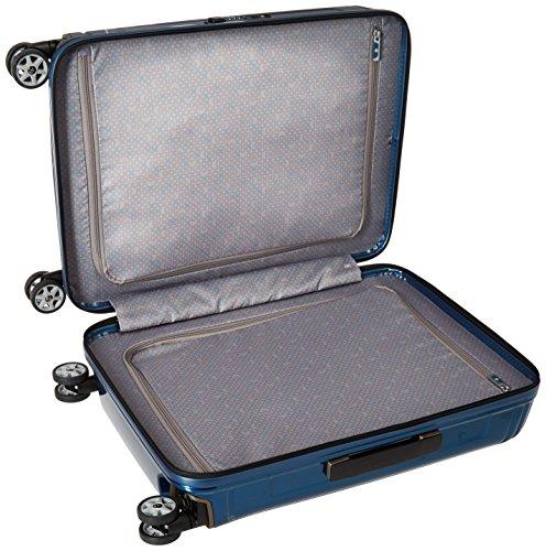 Samsonite Neopulse Hardside Luggage with Spinner Wheels, Metallic Blue, Carry-On 20-Inch