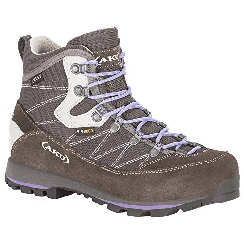 Aku Superalp GTX Women Damen Trekkingstiefel UK 8, light grey