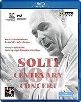 Solti Centenary Concert [Blu-ray] [Import]