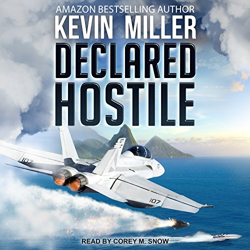 Declared Hostile audiobook cover art