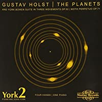 Planets: Four Hands One Piano by York2 (2011-07-12)