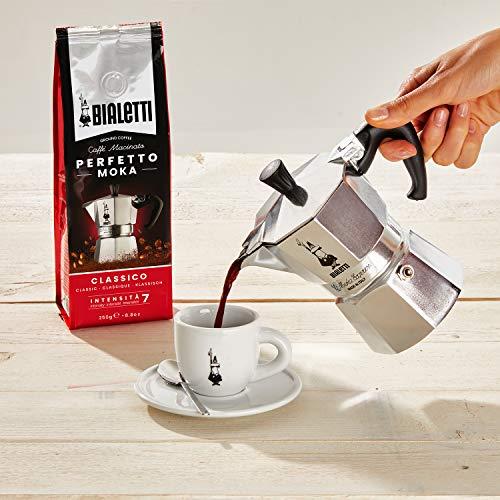Bialetti Moka Express Aluminium Stovetop Coffee Maker (12 Cup)