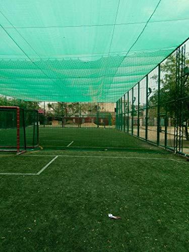 BENAVJI Green Shade Net for Garden/Balcony with Niwar 90-95% High Density (10 x 4 ft.)