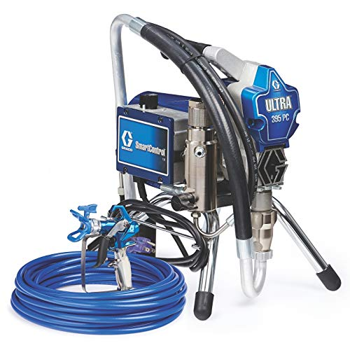 Graco Ultra 395 PC Stand Electric Airless Paint Sprayer...