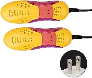 靴乾燥機ブーツ除湿冬用毎日のプロテクターボイルライト臭気消臭剤レースカー形状ホームポータブル多機能プラグ折りたたみ熱(米国)