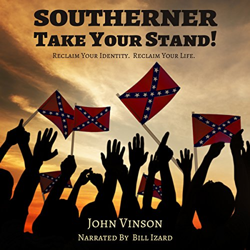 Southerner, Take Your Stand! audiobook cover art