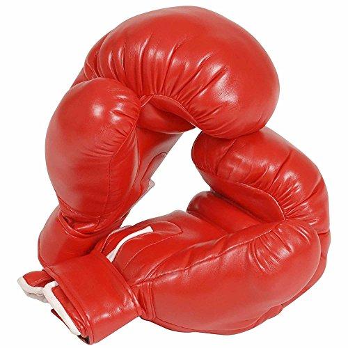 Widmann WDM1910R - Erwachsenenkostüm, professionelle Boxhandschuhe, mehrfarbig, Einheitsgröße