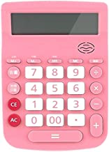 $46 » Electronics Calculator 12-Digit Display Calculator Cute Financial Office Calculator Big Button Office Supplies Calculator ...