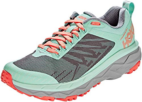 HOKA ONE ONE Womens Challenger ATR 5 Sneaker (Pavement/Lichen, Numeric_10_Point_5)