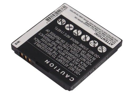 CS-ZTD180SL Akku 700mAh Kompatibel mit [VODAFONE] 246, VF246, [ZTE] A34, A39, C300, C321, C321+, C332, C339, C350, D180, D190, K66, V66, [ORANGE] Le Tactile Ersetzt Li3706T42P3h383857