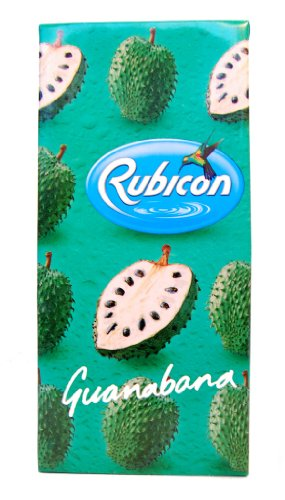 [ 1 Liter ] RUBICON Guanabana Juice Drink / Guanabanasaft Getränk