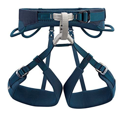 PETZL Adjama Unisex de Adulto Harness, Azul, XL