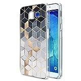 Pnakqil Coque Samsung Galaxy A3 2017, Transparente avec Motif Antichoc en Silicone Gel TPU Souple...