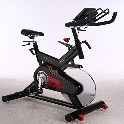 HJPA Dynamic Bicycle,Home Exercise Bike Spinning Bike Mute Indoor Fitness Equipment Bicycle Sports Bike,Gym...