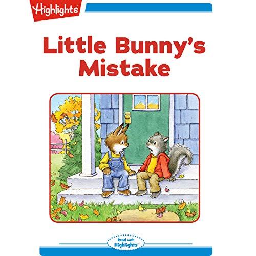 Little Bunny's Mistake copertina