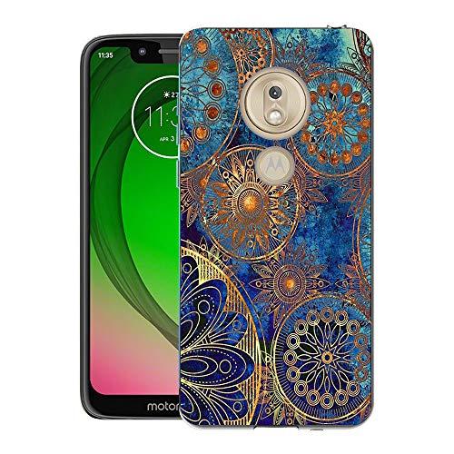HülleExpert Moto G7 Play Hülle, Ultra dünn TPU Gel Handy Tasche Silikon Hülle Cover Hüllen Schutzhülle Für Motorola Moto G7 Play