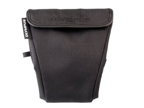 Olympus OM-D Wrapping Case Custodia per Fotocamera Olympus OM-D e Obiettivo, Nero