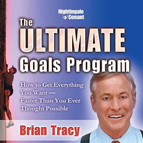 The Ultimate Goals Program audiobook cover art