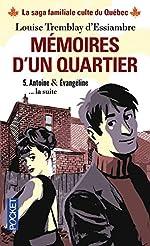 Mémoires d'un quartier (05) de Louise TREMBLAY D'ESSIAMBRE