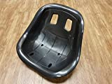 S.F. Products Replacement Plastic Seat for Trike or Kart - Compatible with Huffy Green Machine