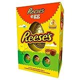 Uovo di cioccolato al latte di Reese con 3 uova di crema al burro di arachidi 232G, i fan del cioccolato di Reese lo apprezzeranno