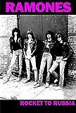 Der Ramones Rocket to Russia Maxi-Poster, Mehrfarbig