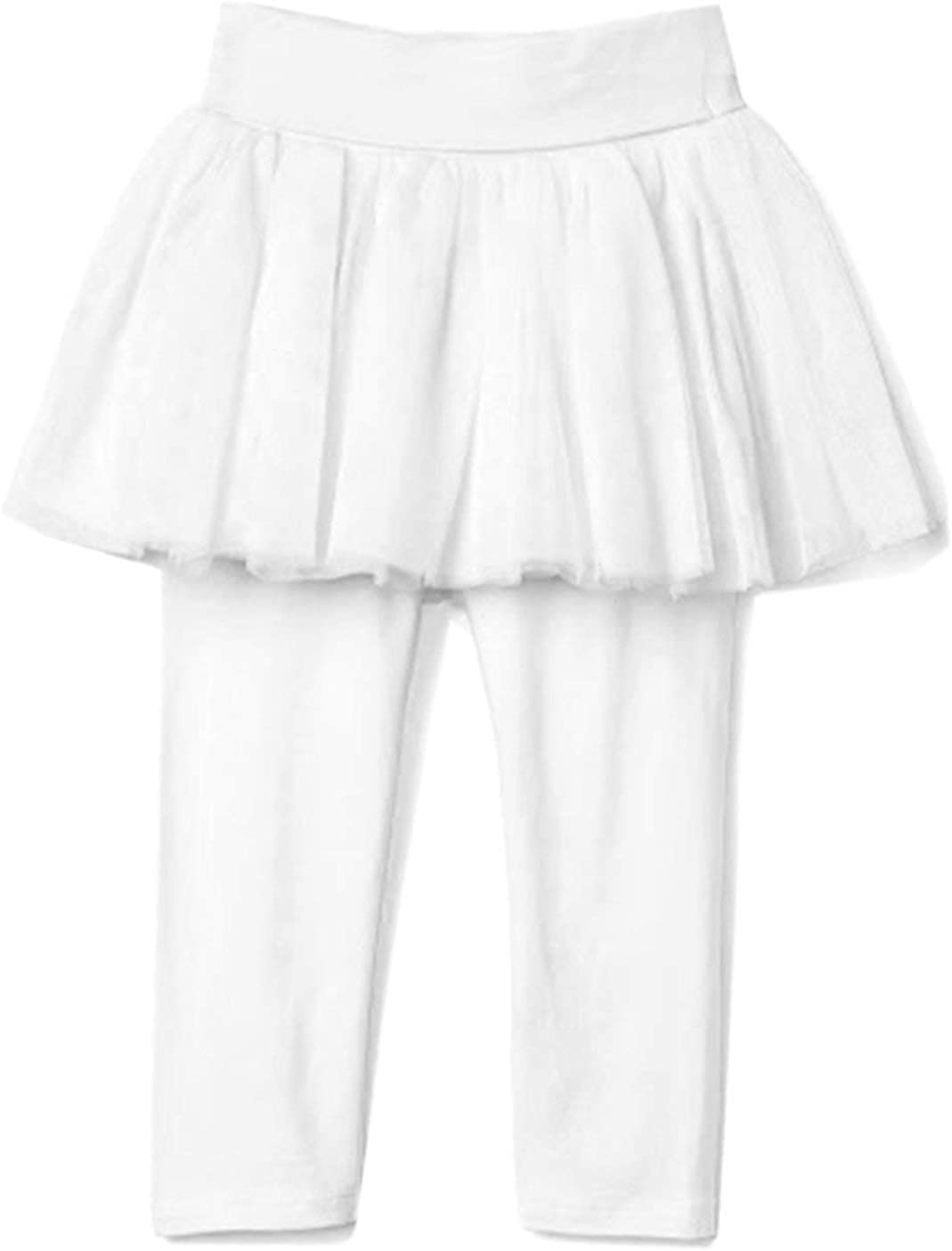 StylesILove Toddler Minneapolis Mall Girl Max 64% OFF Soft Legging Pants Tutu