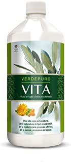 MyVitaly VITA - Olive Leaf Extract Super Strength - 20% Oleuropein - Immune Support, Cardiovascular Health & Antioxidant Supplement 1 X 1000ml