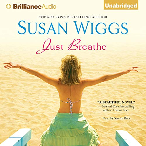 Just Breathe audiobook cover art