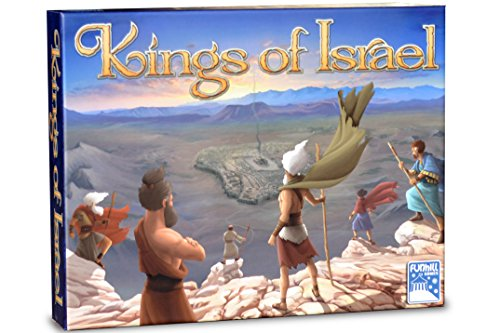 Kings of Israel Board Game by Funhill Games