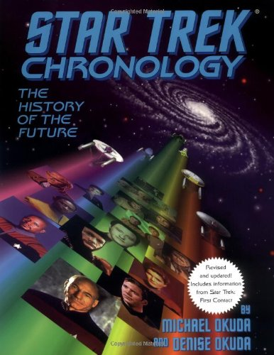 The Star Trek Chronology: A History of the Futureの詳細を見る