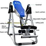 Gravity Inversion Tables Review and Comparison