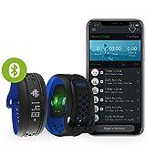 MIO FUSE ミオ フューズ コバルトブルー (S-Mサイズ) 継続的心拍測定ライフトラッキングデバイス Bluetooth SMART/Bluetooth 4.0 ANT+対応