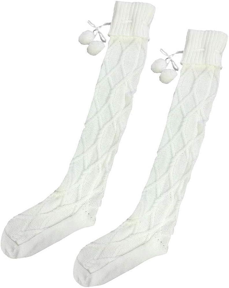 BODOAO Women Rare Branded goods Girls Thigh High Over Long Cotton Wa The Socks Knee