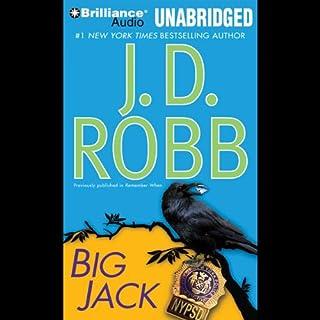 Big Jack audiobook cover art