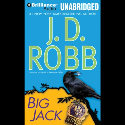 Big Jack audiobook cover art
