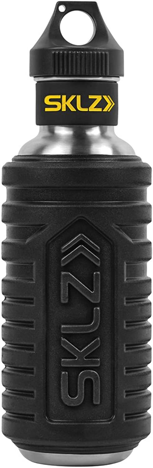SKLZ (Skiles) made water bottle stainless steel high-density foam roller with the exterior 029102
