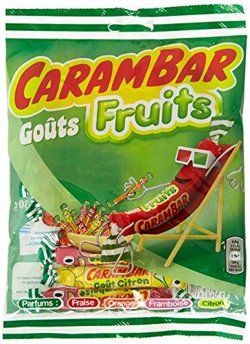 Generique - Caramelle al gusto frutta Carambar Taglia Unica