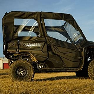 Over Armour 2016-18 Pioneer 1000-5/1000-5 Deluxe Soft Upper Front and Rear Doors w| Middle Window HO-10005-SDKFM01