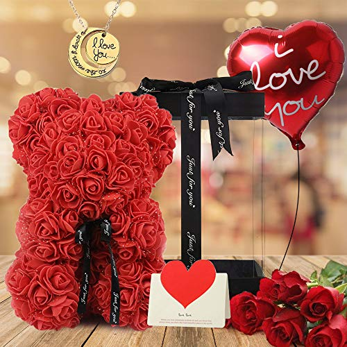 Rose Mother's Day Bear