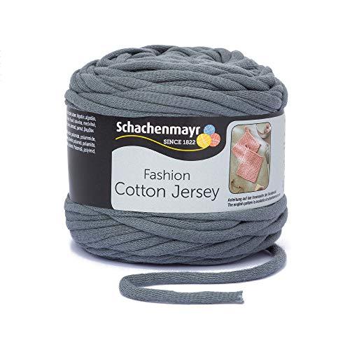 Schachenmayr Handstrickgarne Cotton Jersey Graphit