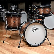 Gretsch Drums Catalina Special Edition 4-pc Shell Pack - with Snare Drum - Walnut Burst