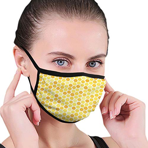 Bandana Balaclava Face Mouth Cover Mask, Beehive Neck Gaiter Face Shade