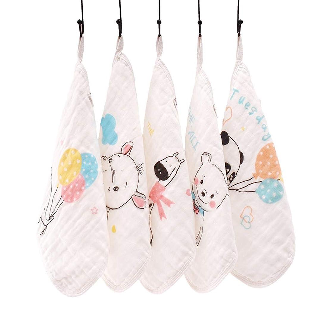 Baby Muslin Washcloths - Natural Muslin Cotton Baby Wipes - Soft Newborn Baby Face Towel and Muslin Washcloth for Sensitive Skin